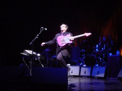 Elvis Costello in concerto